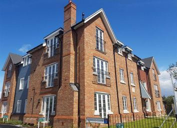 Thumbnail 2 bed flat for sale in Novello Close, Borough Green, Sevenoaks