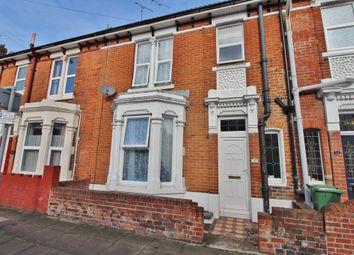 Thumbnail 3 bedroom terraced house for sale in Sandringham Road, Portsmouth