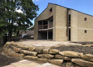 Thumbnail 5 bed detached house for sale in Gynn House, Gynn Lane, Honley