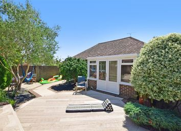 Thumbnail 2 bed bungalow for sale in Priory Road, Rustington, West Sussex