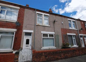 Thumbnail 3 bed terraced house to rent in Maitland Terrace, Newbiggin-By-The-Sea