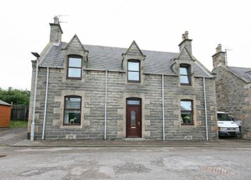 Thumbnail 3 bedroom detached house for sale in 6 Manar Street, Buckie