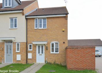 Thumbnail 2 bed end terrace house for sale in Barbour Green, Wickford