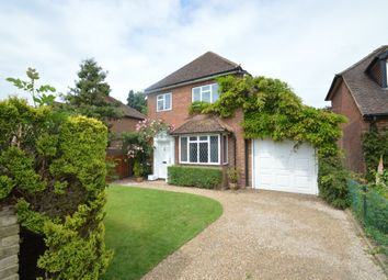 Thumbnail 3 bed detached house for sale in Rushmoor Avenue, Hazlemere, High Wycombe