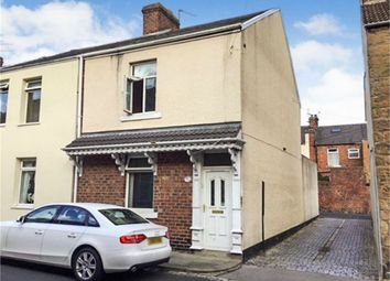 Thumbnail 3 bed end terrace house for sale in Co-Operative Street, Shildon, Durham