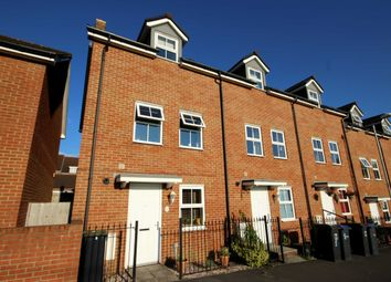 Cloatley Crescent, Royal Wootton Bassett, Wiltshire SN4. 3 bed end terrace house