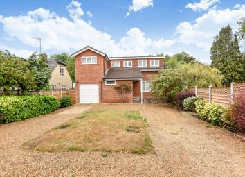 Thumbnail 5 bed detached house to rent in Bell Weir Close, Staines