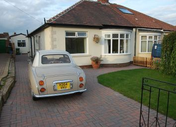 Thumbnail 3 bed semi-detached bungalow to rent in Orchard Road, Thornaby, Stockton-On-Tees