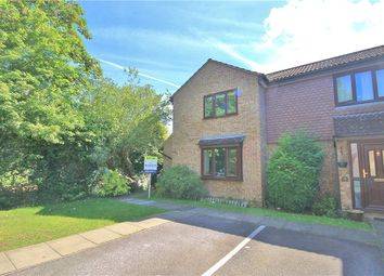 Thumbnail 1 bedroom end terrace house for sale in Countisbury Gardens, Addlestone, Surrey