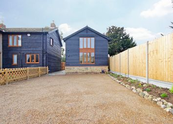 Thumbnail 3 bed detached house for sale in Red Street, Southfleet, Gravesend