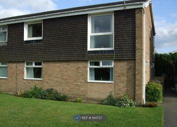 Thumbnail 2 bed flat to rent in Great Lumley, Chester Le Street