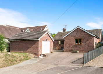 Thumbnail 5 bed detached bungalow for sale in Westhorpe Road, Finningham, Stowmarket