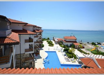 Thumbnail 3 bed apartment for sale in Three Bedroom Apartment With Sea View In Robinson Beach Complex, Elenite, Bulgaria