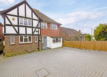 Thumbnail 4 bed detached house for sale in Rattle Road, Stone Cross, Pevensey
