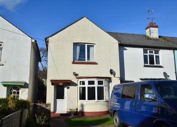 Thumbnail 3 bed end terrace house for sale in Water Lane, Tiverton