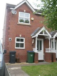 Thumbnail 2 bedroom semi-detached house to rent in Abbey Close, West Bromwich