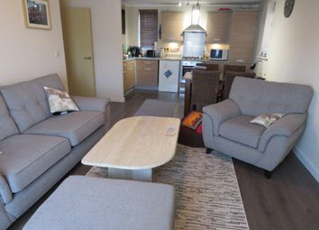 Thumbnail 2 bed flat for sale in Spring Avenue, Hampton Vale, Peterborough