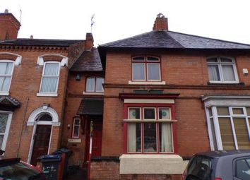 3 bed terraced house for sale in Mason Road, Birmingham, West Midlands B24