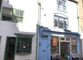 Thumbnail 1 bed flat for sale in Flat 1, 146 Church Street, Whitby, North Yorkshire