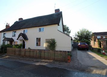 Thumbnail 4 bedroom cottage for sale in Reedham Road, Acle, Norwich