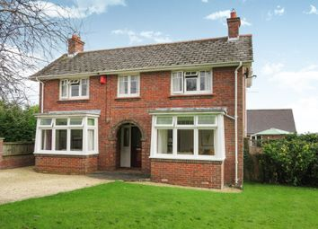 Thumbnail 4 bedroom detached house for sale in Thornhill Road, Stalbridge, Sturminster Newton