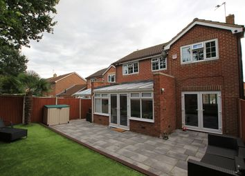 Thumbnail 4 bed detached house for sale in Wheatlands, Stevenage, Hertfordshire