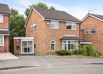 Thumbnail 3 bed detached house for sale in Darwin Close, Cheltenham, Gloucestershire