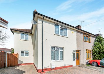 Thumbnail 4 bedroom end terrace house for sale in Coote Road, Dagenham