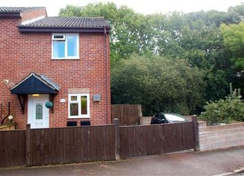 Thumbnail 2 bed end terrace house for sale in Meadowbank, Lydney