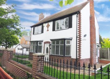 Thumbnail 3 bed detached house to rent in West Avenue South, Chellaston, Derby