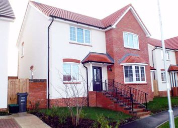 Thumbnail 4 bed detached house for sale in Orchard Close, Puriton, Somerset