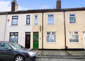 Thumbnail 3 bed terraced house for sale in Masterson Street, Fenton, Stoke-On-Trent