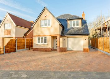 Thumbnail 4 bed detached house for sale in The Brooklands, Southend Road, Howe Green