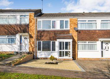 Thumbnail 3 bed terraced house for sale in Burnside, Sawbridgeworth