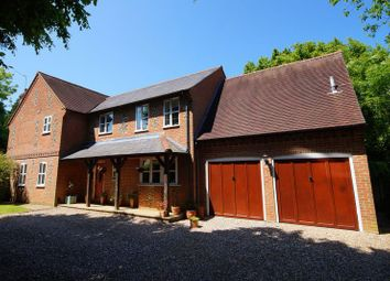 Thumbnail 5 bed detached house for sale in Robin Close, Great Kingshill, High Wycombe