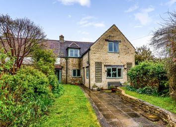 Thumbnail 3 bed semi-detached house for sale in The Green, Chippenham, Wiltshire