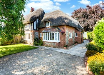 Thumbnail 3 bed semi-detached house for sale in Lower Street, Salisbury, Wiltshire