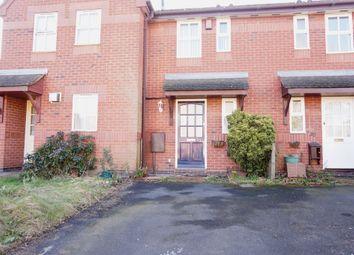 Thumbnail 1 bedroom terraced house for sale in Packwood Close, Handsworth Wood, Birmingham
