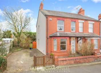 Thumbnail 3 bed semi-detached house for sale in Woodland Street, Shotton, Deeside