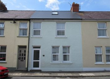 Thumbnail 3 bed terraced house for sale in 9 Brodog Terrace, Fishguard, Pembrokeshire