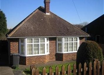 Thumbnail 2 bedroom bungalow to rent in Runnalow, Letchworth Garden City