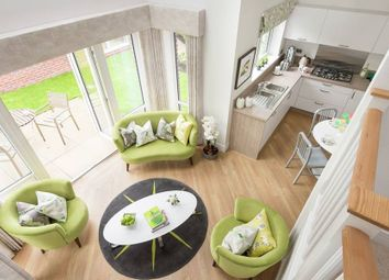 "Thumbnail 4 bed detached house for sale in ""The Charles"" at Blinkbonny Road, Currie"