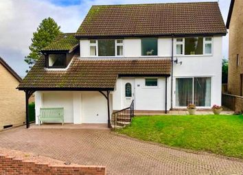 Thumbnail 4 bed detached house for sale in Hollybush Heights, Cyncoed, Cardiff