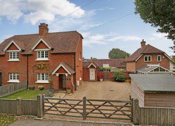 Thumbnail 4 bed semi-detached house to rent in Riding Lane, Hildenborough, Kent