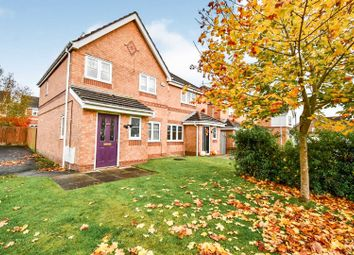 Thumbnail 3 bed semi-detached house for sale in Hobberley Drive, Skelmersdale