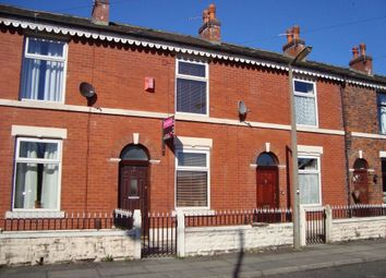 Thumbnail 2 bed terraced house to rent in Pine Street, Radcliffe, Manchester