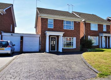 Thumbnail 4 bed link-detached house for sale in Latimer Drive, Basildon