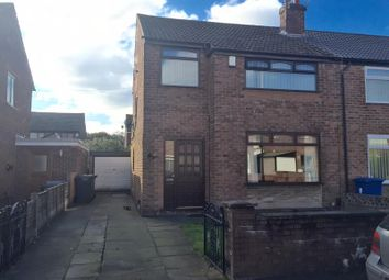 Thumbnail 3 bedroom semi-detached house to rent in Harewood Road, Hindley, Wigan