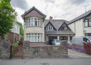 Thumbnail 4 bed semi-detached house for sale in Shrubbery Road, Downend, Bristol