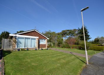 Thumbnail 3 bed detached bungalow for sale in Cedar Close, Eastbourne